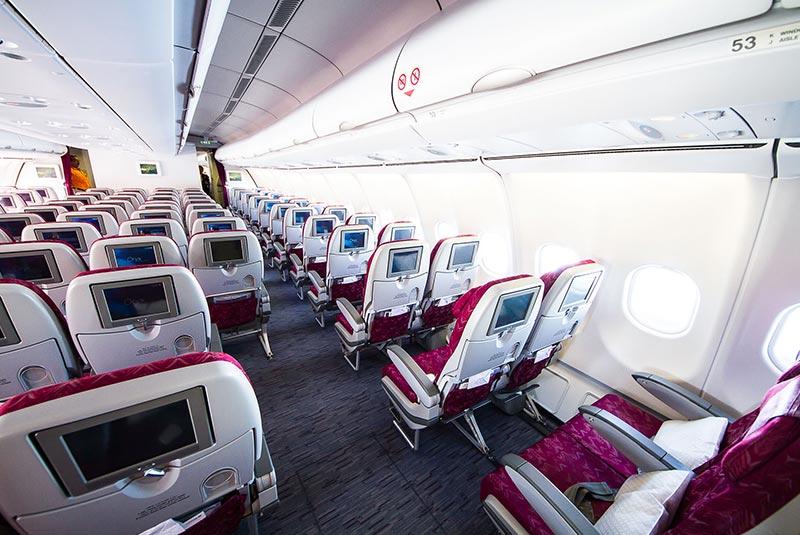 درباره هواپیمایی قطر