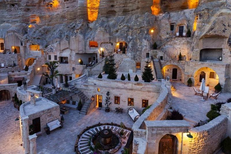 روستای گوریمی ترکیه