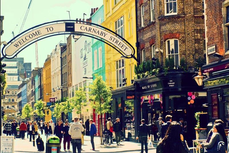 خیابان کارنابی لندن