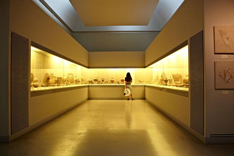 موزه ماقبل تاریخ ترا در سانتورینی