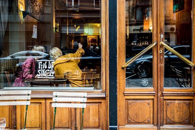 رستوران فن دو سیکل در بلژیک