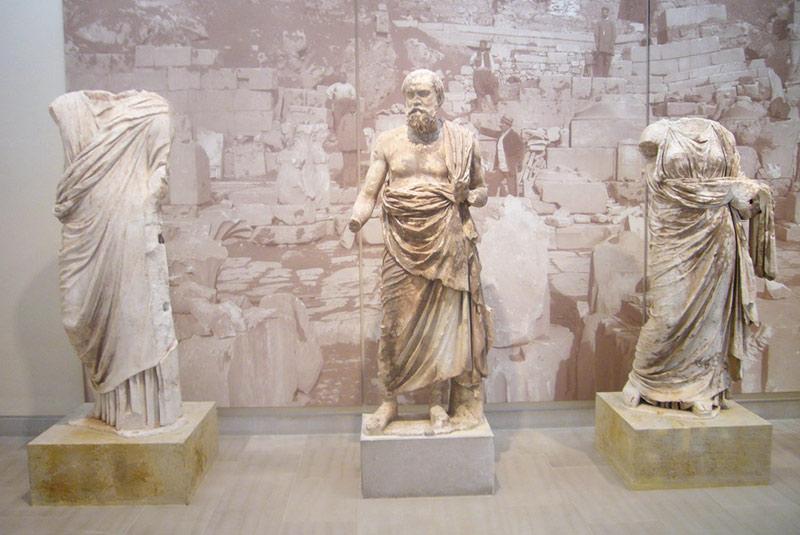 موزه باستان شناسی دلفی