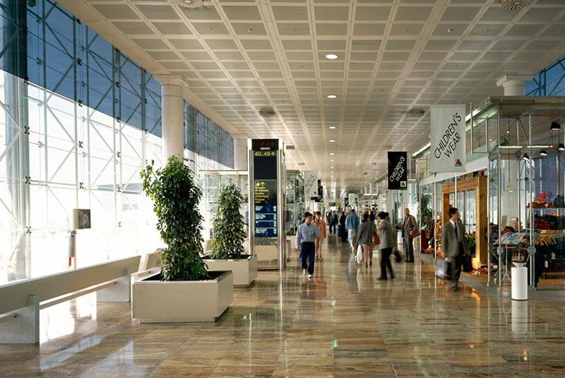 فرودگاه ال پرات بارسلون