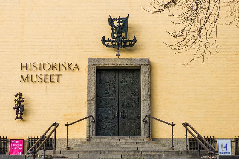 موزه تاریخ سوئد در استکهلم