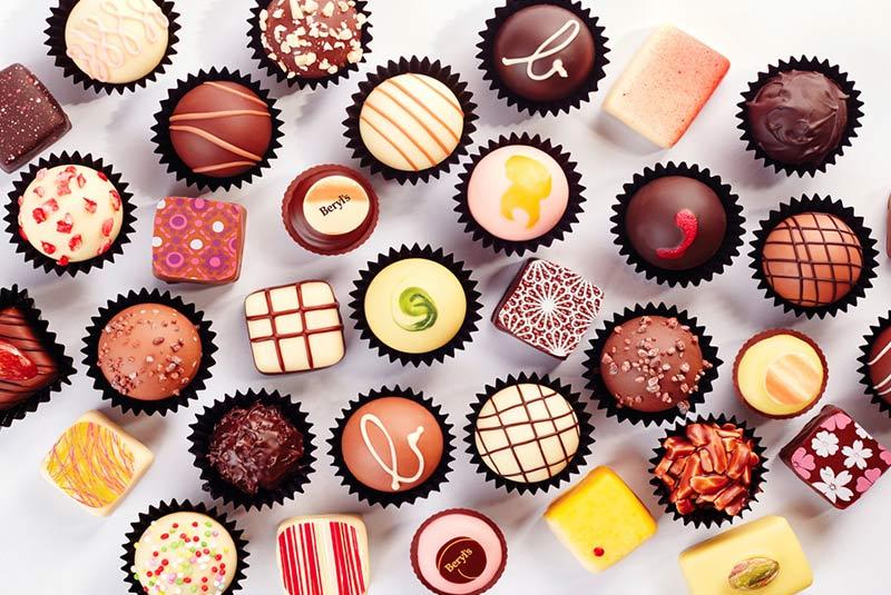 شکلات بریلز