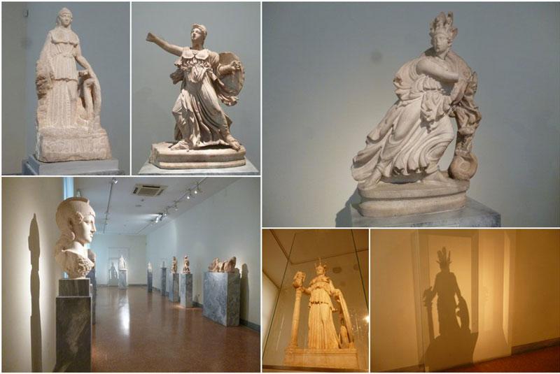 موزه های یونان