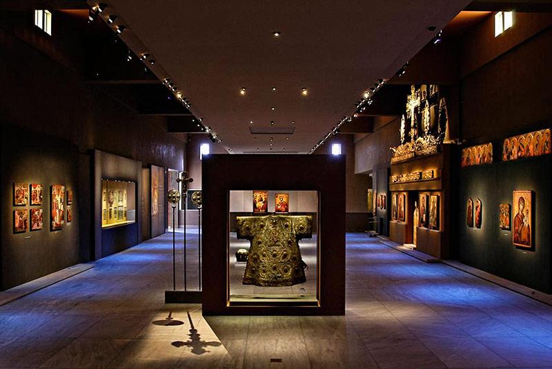 موزه تمدن بیزانس در تسالونیکی