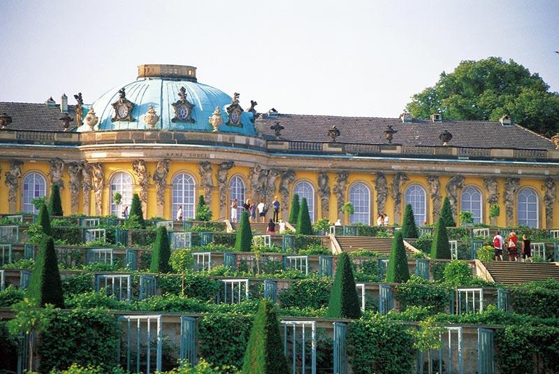 کاخ سن سوسی در برلین