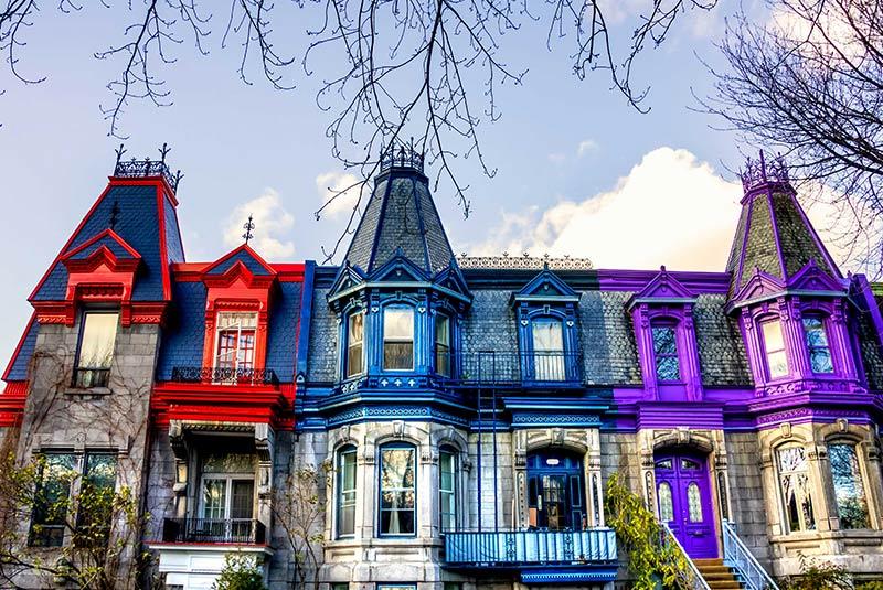 محله لو پلتو در مونترال