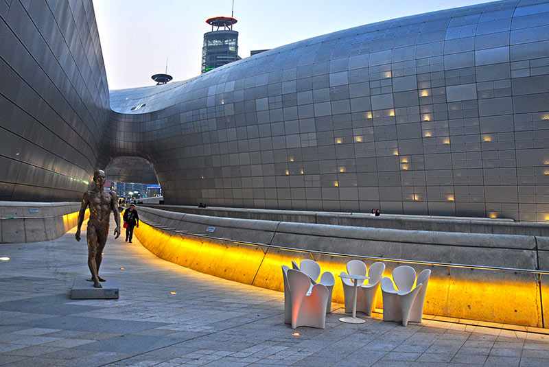 هفته مد در سئول