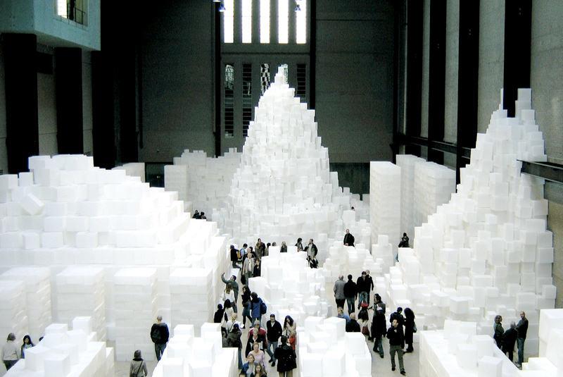 موزه تیت مدرن لندن