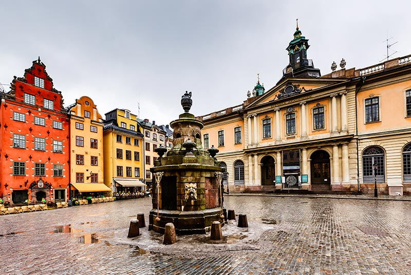 جاذبه های گردشگری رایگان در سوئد