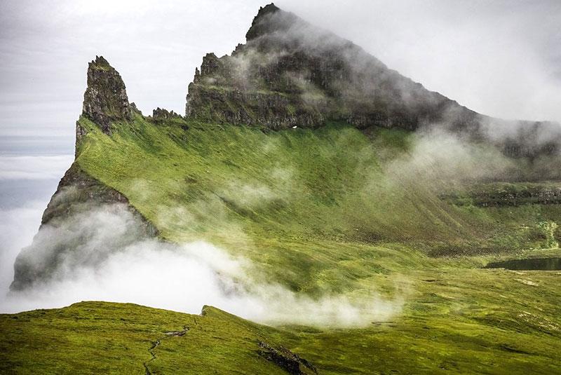 هورنستراندیج در ایسلند