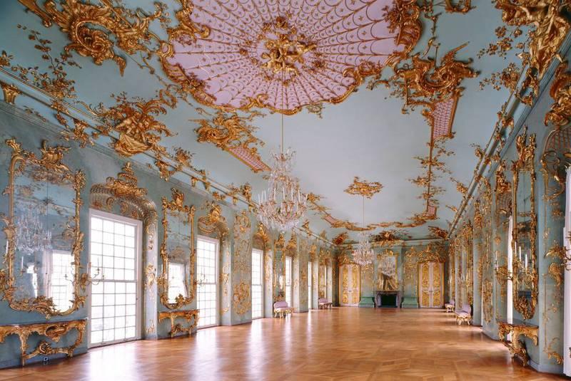 کاخ شارلوتنبورگ برلین