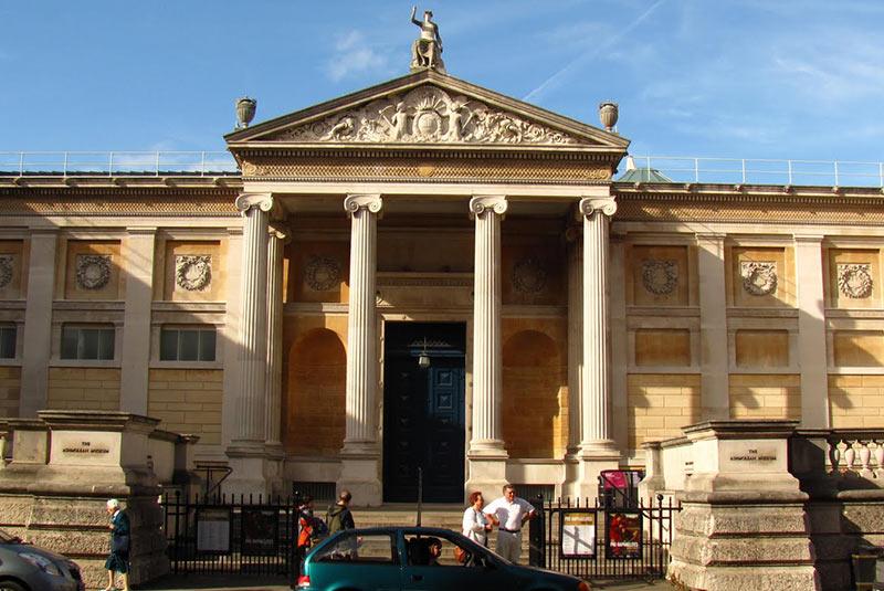 موزه اشمولین در آکسفورد