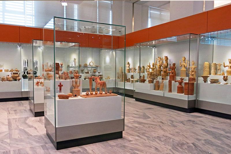 موزه باستان شناسی هراکلیون