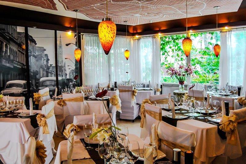بهترین رستوران های هاوانا