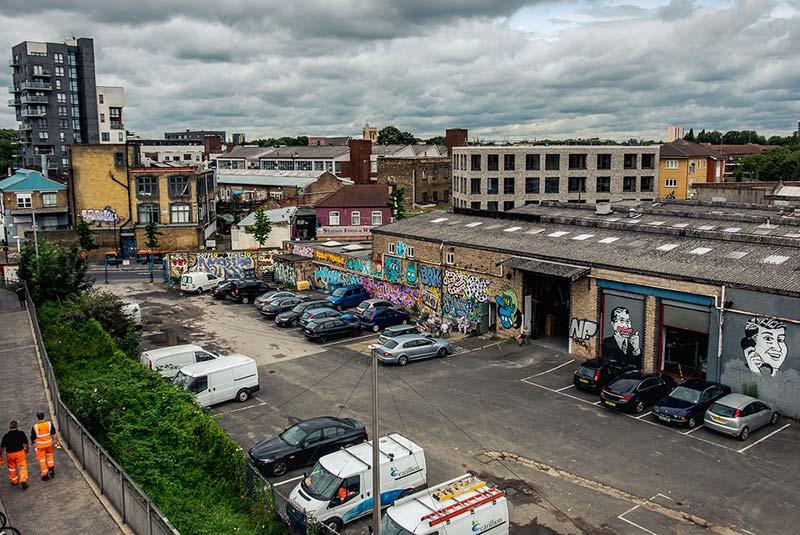 محله هاکنی ویک در لندن