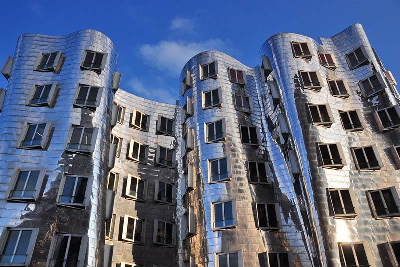 ساختمان گری در دوسلدورف