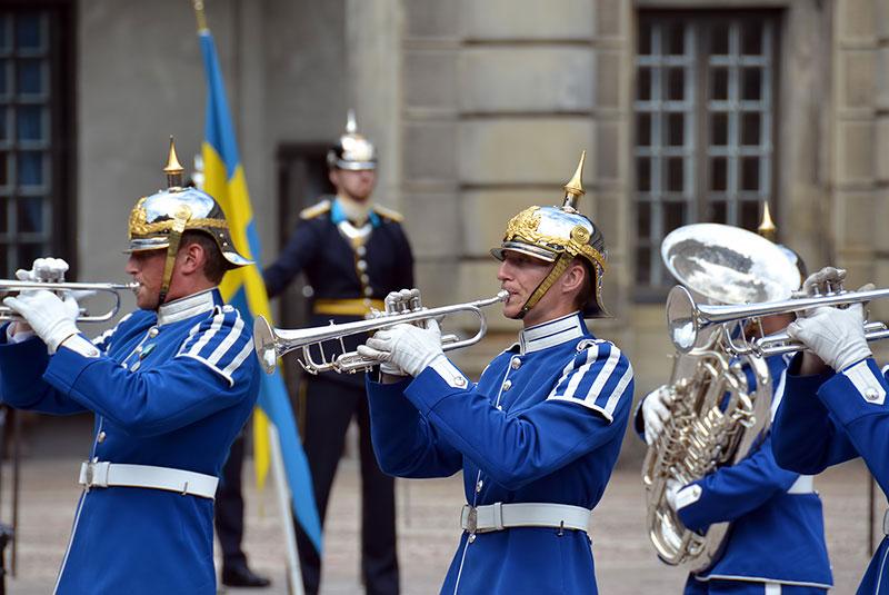 گارد سلطنتی سوئد