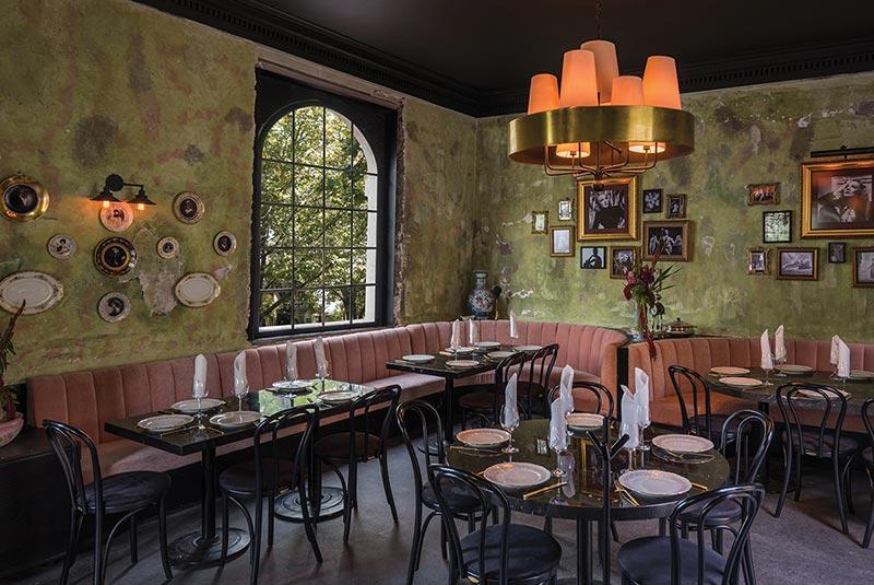 رستوران دیتریش روما