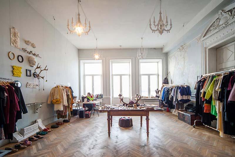 مراکز خرید سن پترزبورگ
