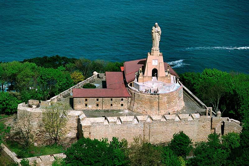 قلعه موتا در سن سباستین