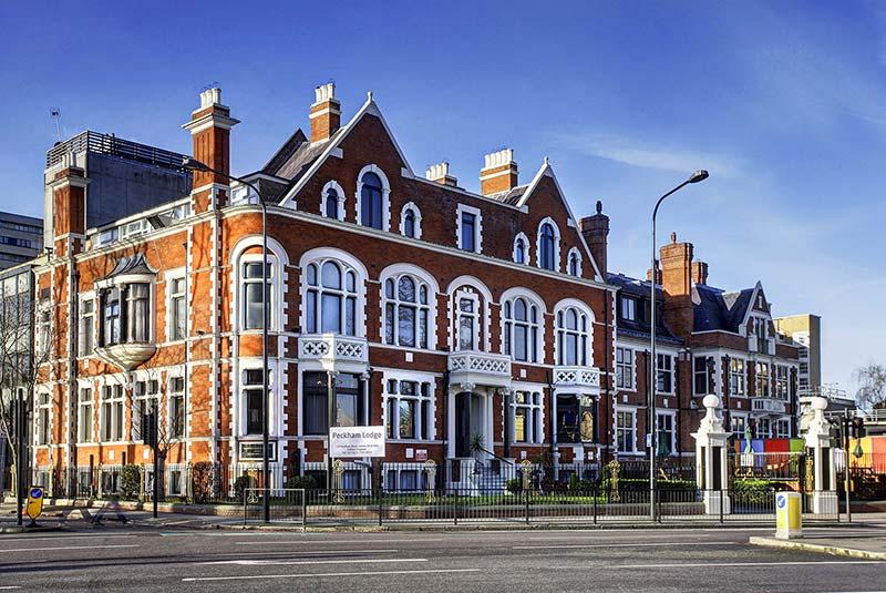 محله پکهام لندن
