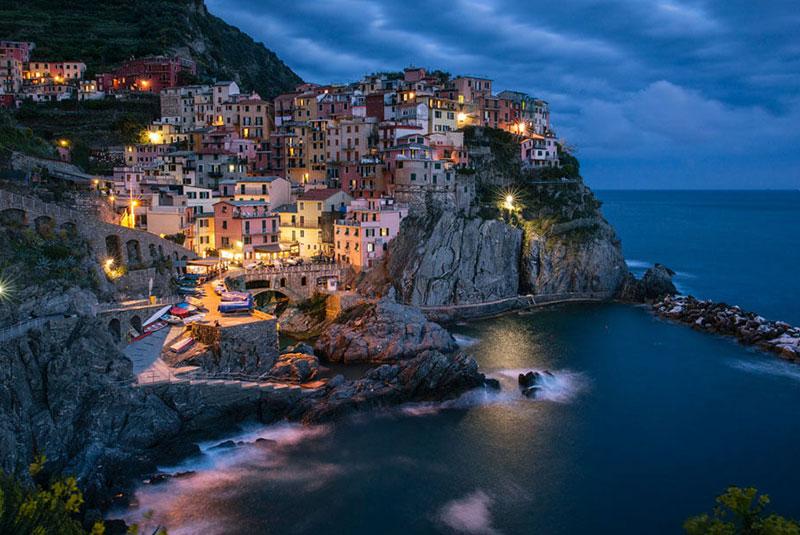 مسیر ساحلی چینکوئتر در ایتالیا