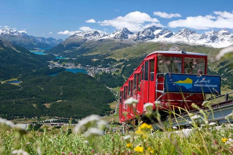 کوه گرابیندن در سوئیس