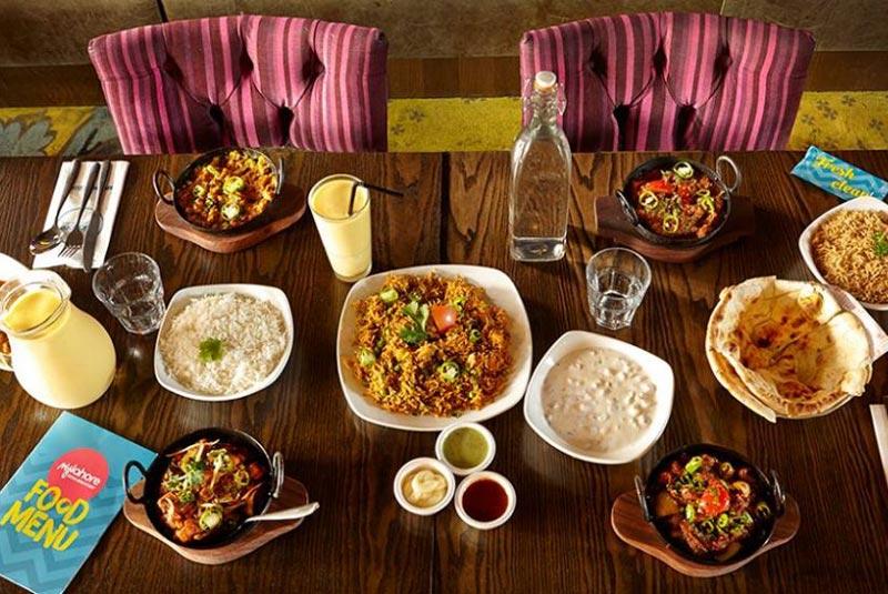رستوران مای لاهور بیرمنگام