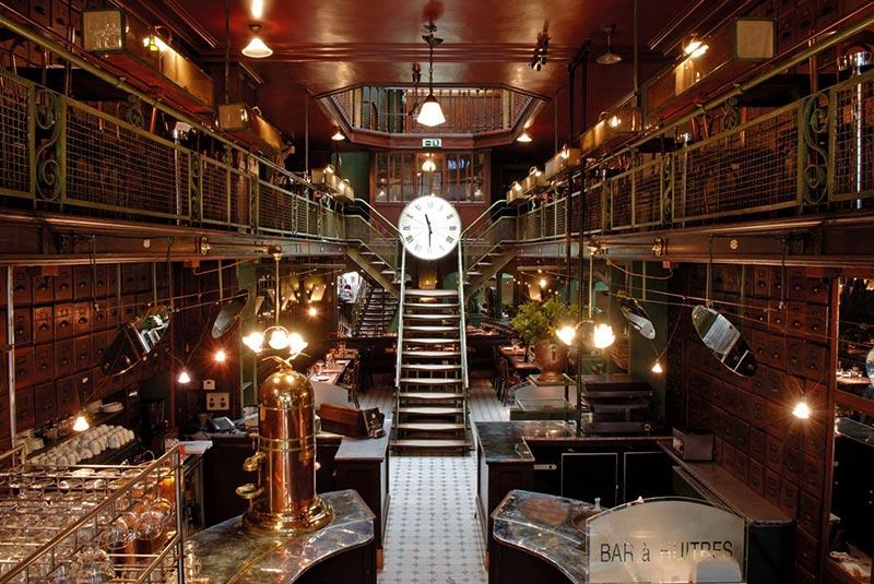 رستوران لکن کایری در بلژیک