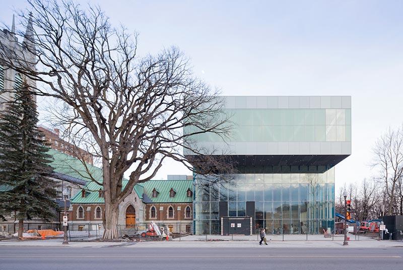 موزه ملی هنرهای زیبا کبک
