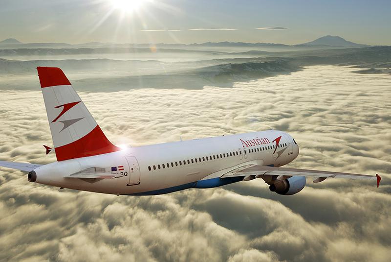 هواپیمایی اتریشی - ایرلاین اتریشی