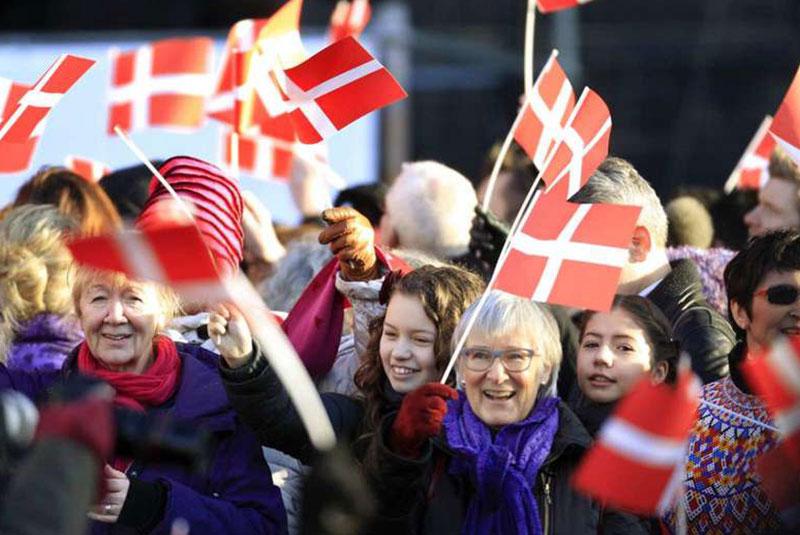 آداب و رسوم دانمارک