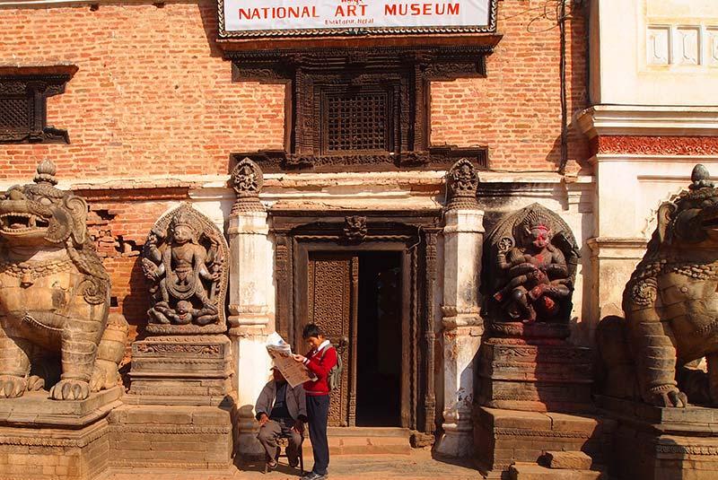 گالری هنر ملی باکتاپور