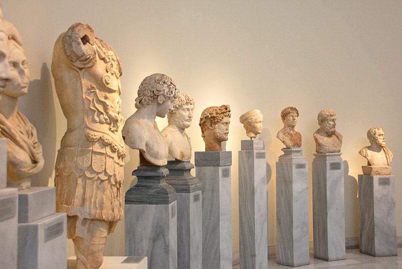 موزه باستان شناسی ملی در آتن