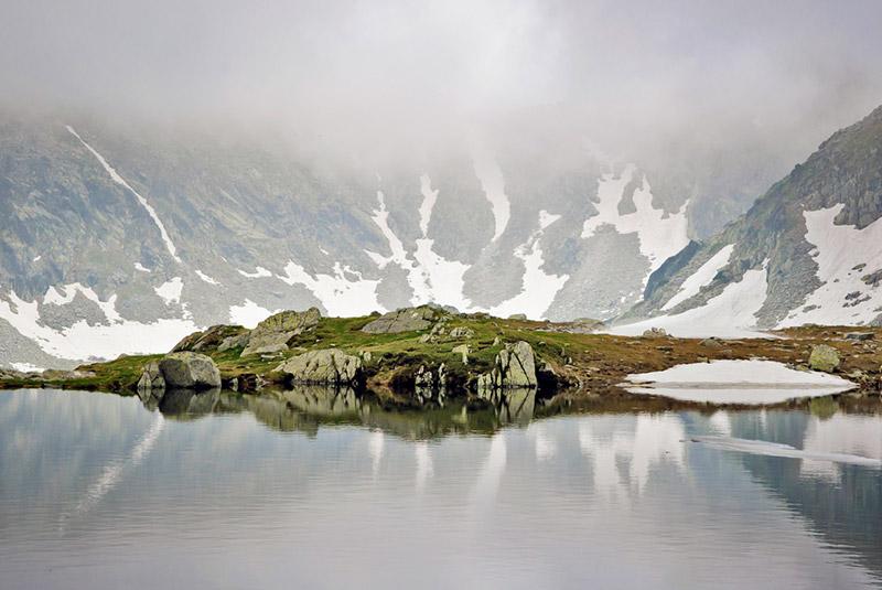 کوه های رتزات در رومانی