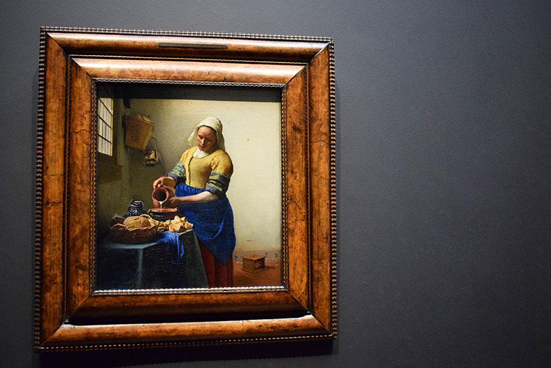 نقاشی های موزه ریجکس امستردام