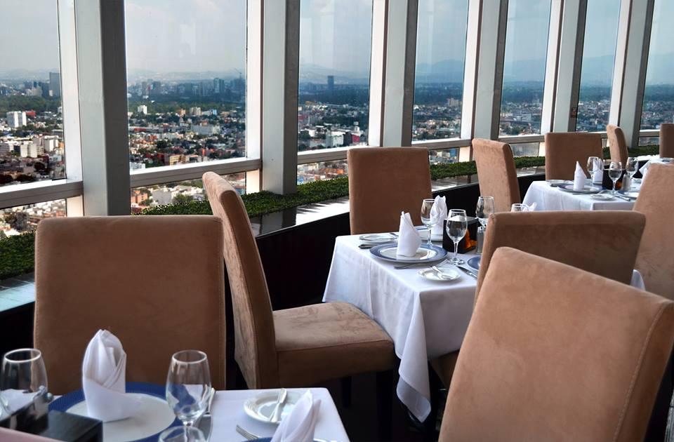 رستوران بلینی در مکزیکوسیتی