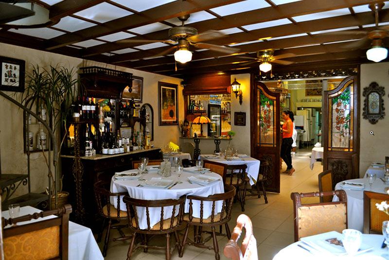 برترین رستوران های هاوانا
