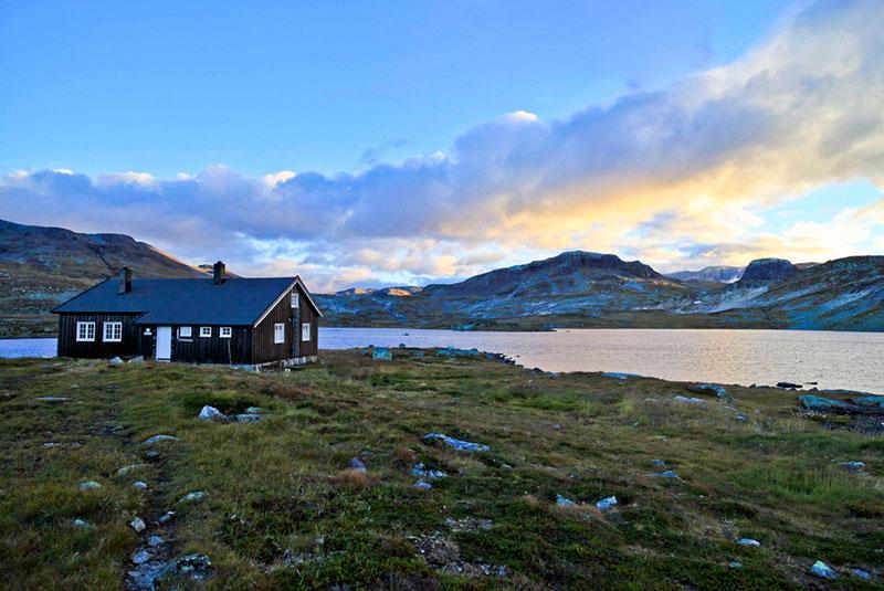 فلات هاردانگرودا در نروژ