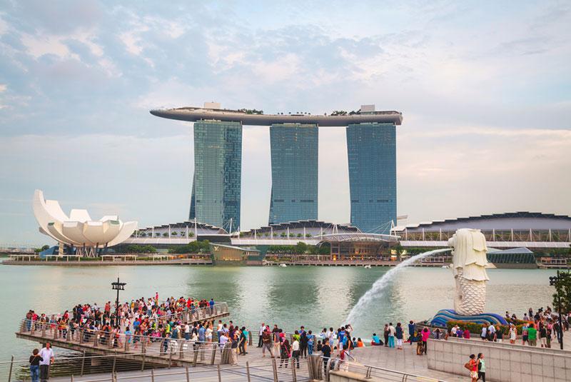 دلایل محبوبیت سنگاپور