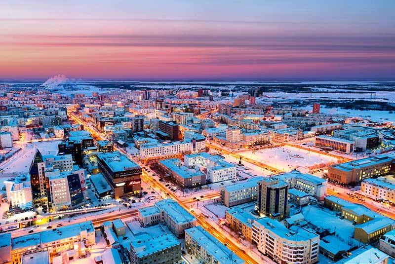 شهر یاکوتسک