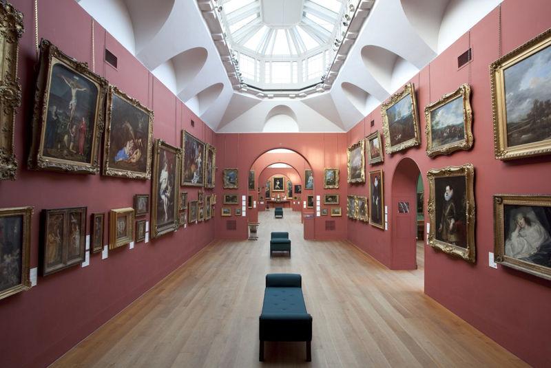 گالری تصویر دالویچ لندن