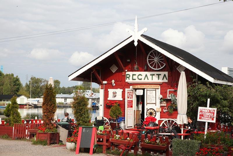بهترین رستوران های هلسینکی