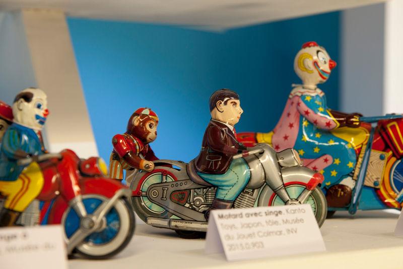 موزه اسباب بازی کولمار فرانسه