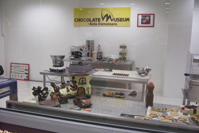 موزه شکلات مالزی