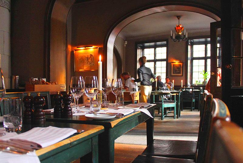 بهترین رستوران های استکهلم