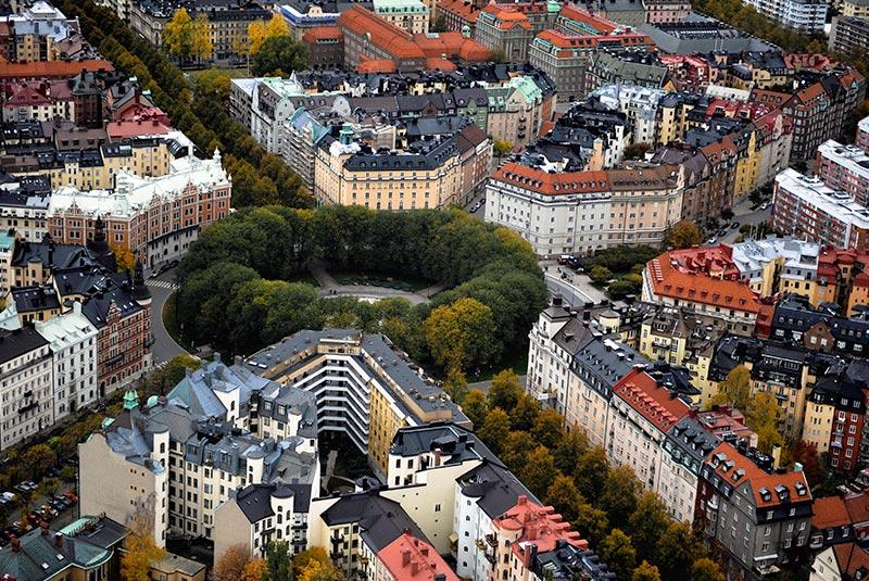 محله اوسترمالم در استکهلم